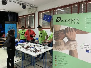 demeter project stand