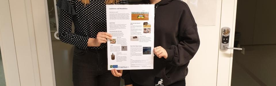 landmines infographic