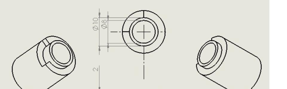 Drill barrel SW