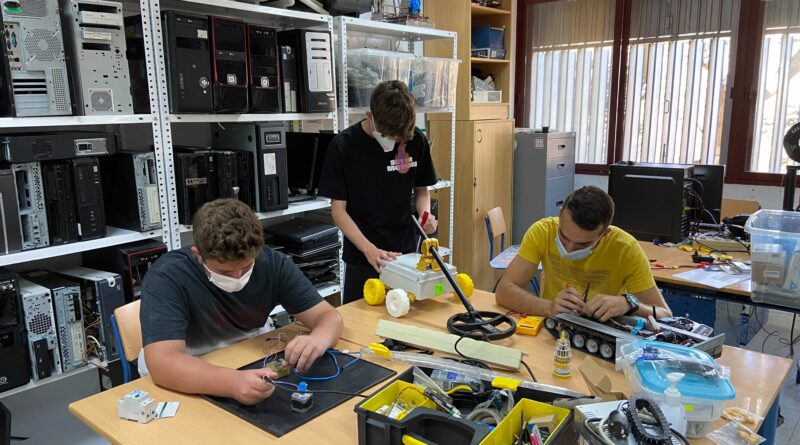 DEMETER project working team
